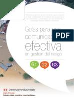 Guia Para Una Comunicacion Efectiva en Gestion Del Riesgo
