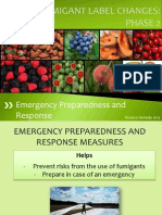 Emergency Preparedness Pres