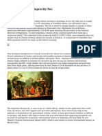 Article   Argentina Reprocity Fee