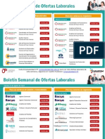 Empleabilidad_Boletín Semanal – 21 Agosto