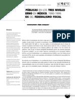 federalismo zedillo