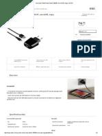 Incarcator HAMA Auto Detect 108339, MicroUSB, Negru _ ALTEX