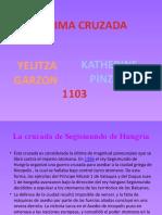 La Cruzada de Segismundo de Hungría