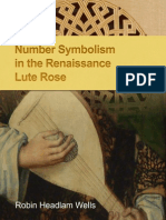 number symbolism in the renaissance lute rose
