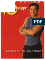 Workout Results Guidebook