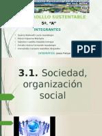 Unidad III. Escenario Socio-cultural