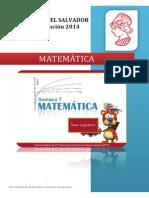 Material Semana 7 Matemática Logaritmos Versión PDF