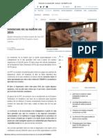 Retención en La Fuente 2016 - Sectores - ELTIEMPO