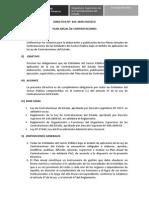 Directiva 005-2009 Directiva PAC