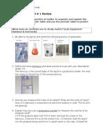 alt 1 unit 1 test study guide key