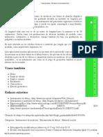 Regla Graduada - Wikipedia, La Enciclopedia Libre
