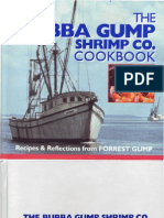 NA - The Bubba Gump Shrimp Co. Cookbook