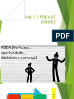 Análisis Foda de Danper