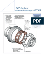 SKF Explorer FPCBB Customer Benefits