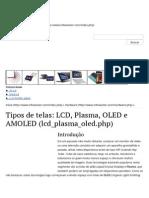 Tipos de Telas_ LCD Plasma OLED e AMOLED