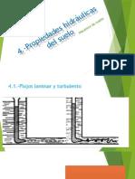 Unidad 4. Propiedades Hidraulicas Del Suelo - Copia