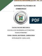 Manual Mecanica Automotriz Chasis Bastidor Carroceria