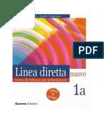Linea Diretta Nuovo 1a Libro Delle Lezioni 1 a 4