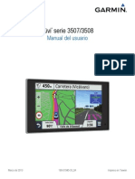 Manual de Usuario garmin nuvi 3597