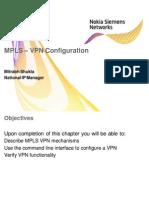 Mpls Nsn Training Day 2 VPN Pa