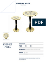 Kismet Tables101514