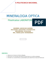 Filosilicatos informe