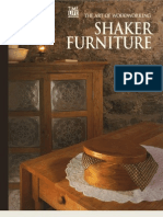 Vol.17 - Shaker Furniture
