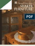 Vol.17 - Shaker Furniture