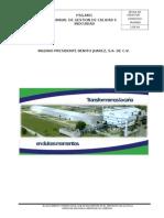 PSG.M01 Manual de Gestión de Calidad e Inocuidad.doc