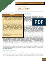 Sismisidad Nicaragua 2007