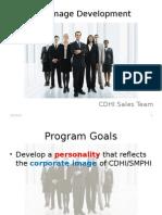 Corporate Image Development 2