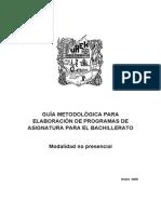 Guia MetodologicaBV