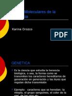 Apuntes De Genética Aplicada
