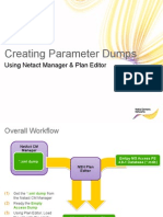 How to Get Parameter Dump Using Netact and Plan Editor_20120925_v2