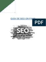 Guia SEO on Page