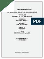 CIENCIAS DELOSMATERIALES 2