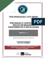 Prevenção e Controle de Riscos Em Maquínas, Equipamentos e Instalações