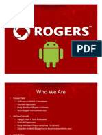 Rogers Android
