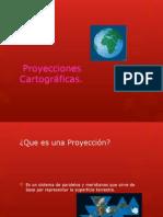 Proyecciones Cartográficas