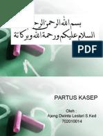 PARTUS KASEP