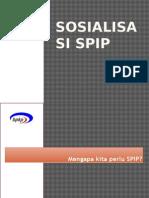 Sosialisasi SPIP