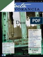 La Docta Ignorancia, revista de psicoanálisis, letras y filosofía