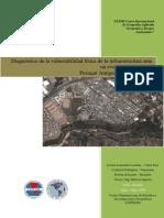 Diagnóstico de La Vulnerabilidad Física de La Infraestructura Ante Un Evento Sísmico Local - Pusuqui Antiguo, Quito-Ecuador