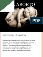Etica Aborto