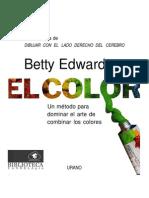 Betty Edwards - El Color [Cp©]