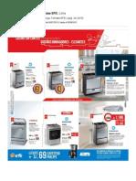 Catálogo de Ofertasa de Tiendas EFE