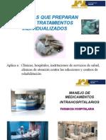 Tema 08 Farmacias Que Preparan Dosis Individualizadas