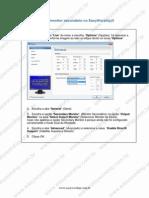 EasyWorship 2009 Configurando o Monitor Secundário