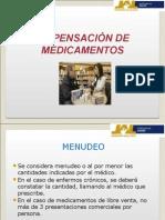 Tema 04 Dispensacion de Medicamentos