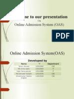 Online College Management System